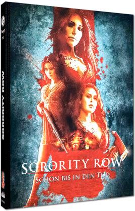 Sorority Row - Schön bis in den Tod (2009) (Cover C, Limited Edition, Mediabook, Uncut, Blu-ray + DVD)