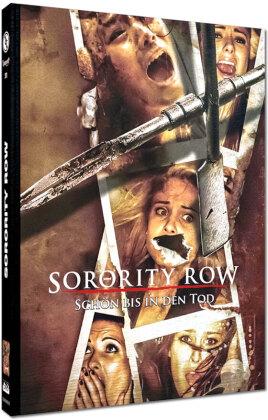 Sorority Row - Schön bis in den Tod (2009) (Cover D, Limited Edition, Mediabook, Uncut, Blu-ray + DVD)