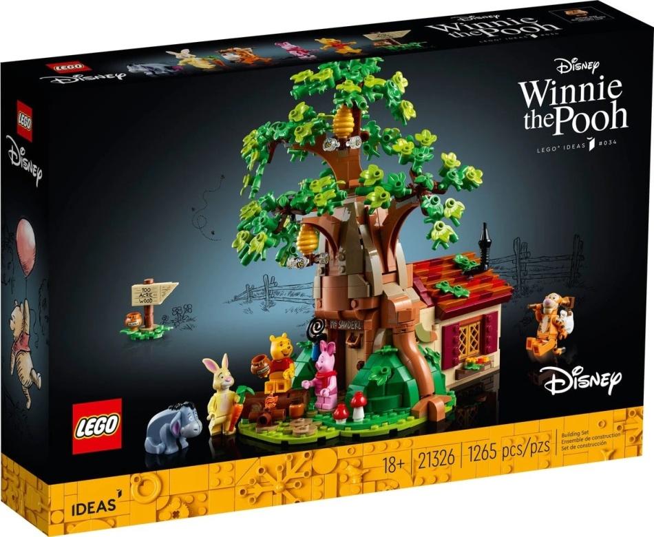 LEGO Winnie Puh - 21326