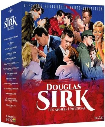 Douglas Sirk - Les années Universal - 14 Films (14 Blu-rays)