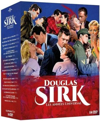 Douglas Sirk - Les années Universal - 18 Films (18 DVDs)
