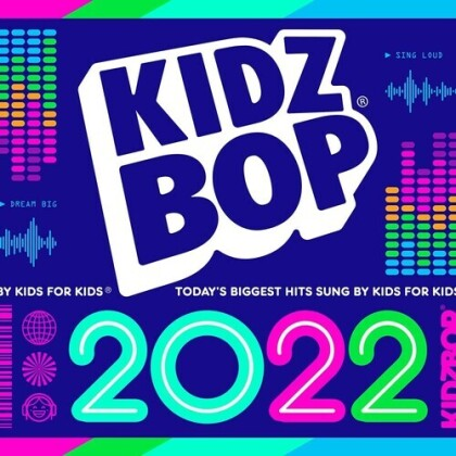 Kidz Bop Kids - Kidz Bop 2022 (Yellow Vinyl, LP)