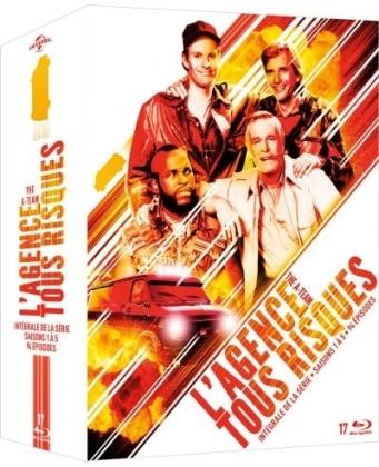 L'agence tous risques - L'intégrale (17 Blu-rays)