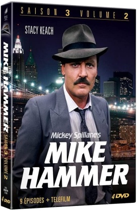Mike Hammer - Saison 3 - Vol. 2 (4 DVDs)