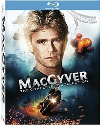 Macgyver - The Complete Collection (33 Blu-rays)