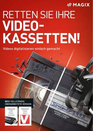 MAGIX Retten Sie Ihre Videokassetten 2022