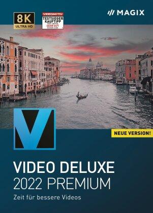 MAGIX Video deluxe Premium 2022