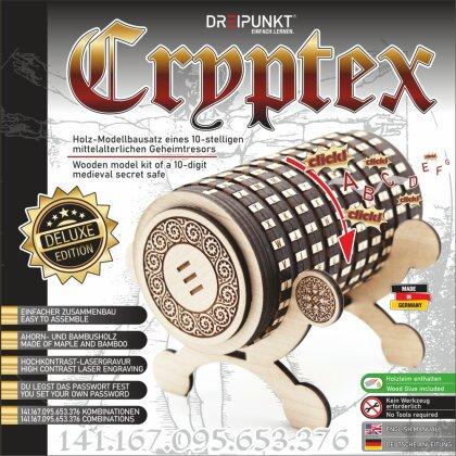 Bausatz Cryptex Deluxe Edition