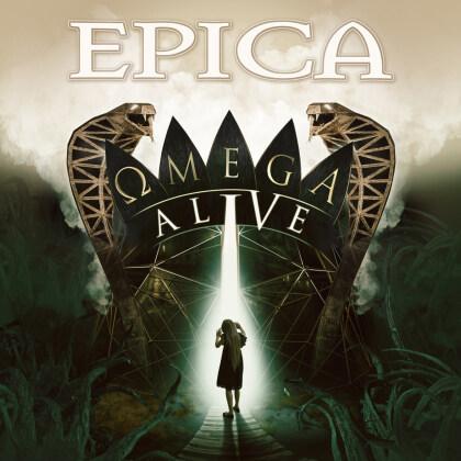 Epica - Omega Alive (Digipack, 2 CDs)