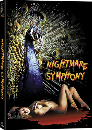 Nightmare Symphony (2020) (Cover A, Limited Edition, Mediabook, Blu-ray + DVD)