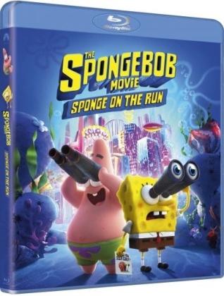 Bob l'éponge, le film - Éponge en eaux troubles (2020)