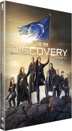 Star Trek: Discovery - Saison 3 (5 DVDs)