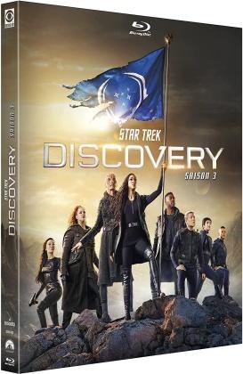 Star Trek: Discovery - Saison 3 (4 Blu-rays)