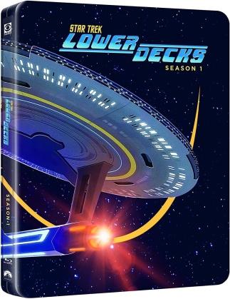 Star Trek: Lower Decks - Saison 1 (Limited Edition, Steelbook, 3 Blu-rays)