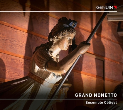 Ensemble Obligat Hamburg, Johannes Brahms (1833-1897) & Louis Spohr (1784-1859) - Grand Nonetto