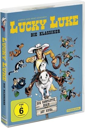 Lucky Luke - Die Klassiker - Die komplette Serie (Neuauflage, 8 DVDs)