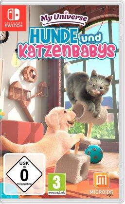 My Universe - Hunde und Katzenbabys