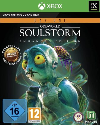 Oddworld - Soulstorm (Day One Edition)