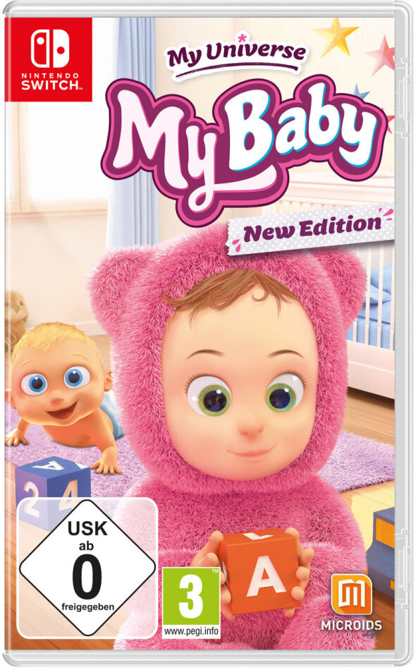 My Universe - My Baby (New Edition)