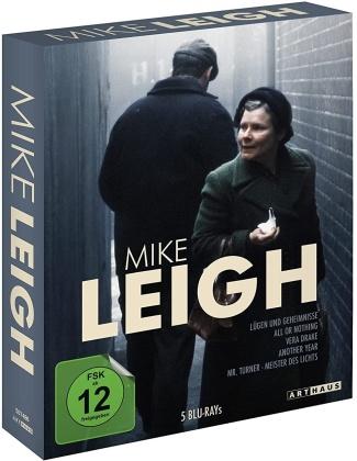 Mike Leigh - Lügen und Geheimnisse / All or nothing / Vera Drake / Another Yeear / Mr. Turner - Meister des Lichts (5 Blu-rays)