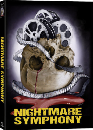 Nightmare Symphony (2020) (Cover C, Limited Edition, Mediabook, Blu-ray + DVD)