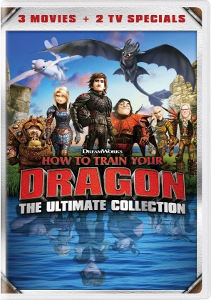 How To Train Your Dragon - The Ultimate Collection (5 DVD)