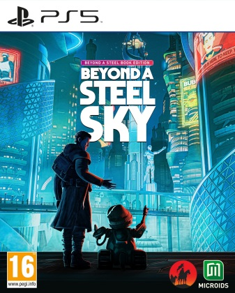 Beyond a Steel Sky (Limited Edition)