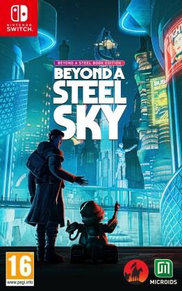 Beyond a Steel Sky (Édition Limitée)