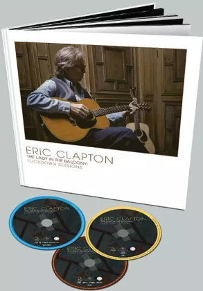 Eric Clapton - The Lady in the Balcony: Lockdown Sessions (Deluxe Edition, Limited Edition, Blu-ray + DVD + CD)