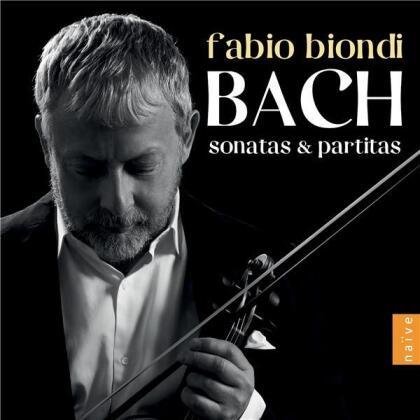 Johann Sebastian Bach (1685-1750) & Fabio Biondi - Sonatas and Partitas