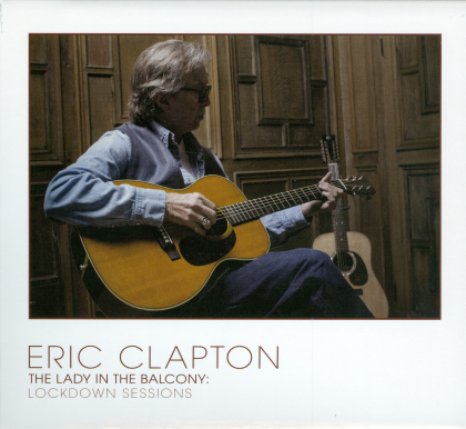 Eric Clapton - The Lady in the Balcony: Lockdown Sessions (Limited Edition, Blu-ray + CD)
