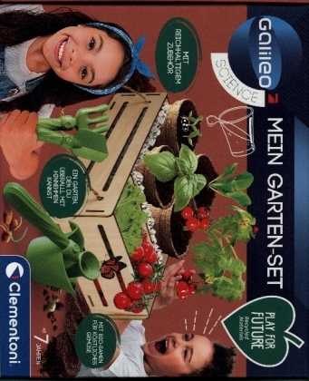 Mein Garten-Set (Experimentierkasten)