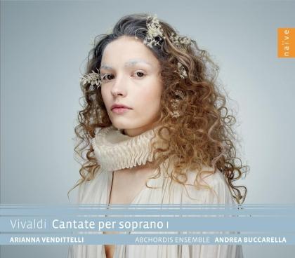 Antonio Vivaldi (1678-1741), Andrea Buccarella, Arianna Vendittelli & Abchordis Ensemble - Cantate Per Soprano I
