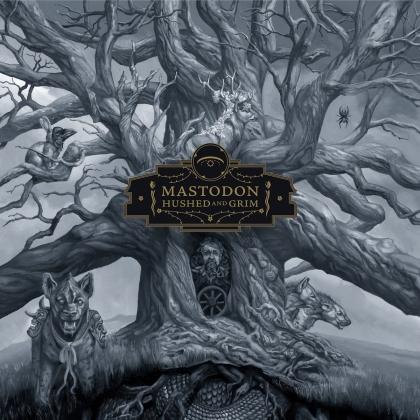 Mastodon - Hushed and Grim (Gatefold, 2 LPs)