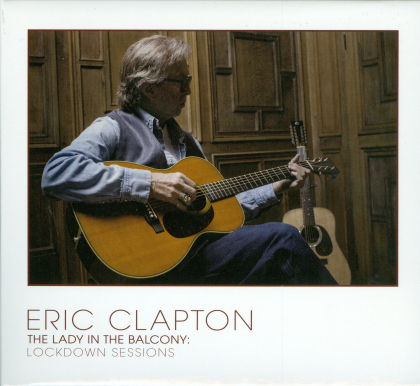 Eric Clapton - The Lady in the Balcony: Lockdown Sessions (Limited Edition, DVD + CD)