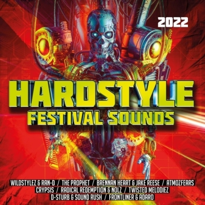 Hardstyle Festival Sounds 2022