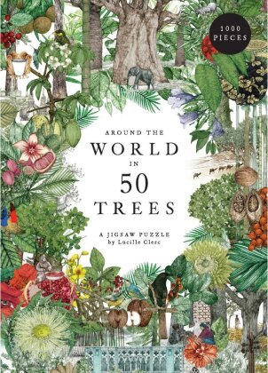 Around the World in 50 Trees