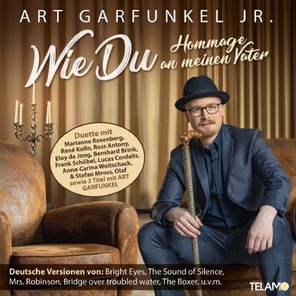 Art Garfunkel jr. - Wie Du-Hommage an meinen Vater