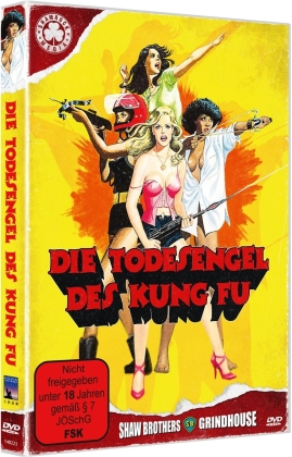 Die Todesengel des Kung Fu - Cover B (1977) (Cover B)