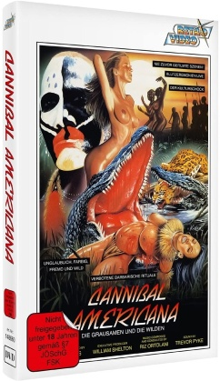 Cannibal Americana (1978) (Hartbox, Limited Edition)
