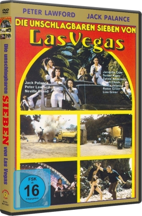 Die unschlagbaren Sieben von Las Vegas (1979) (Cover B)