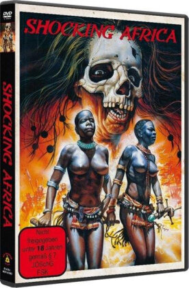 Shocking Africa (1971) (Cover A)