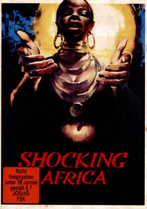 Shocking Africa (1971) (Cover B)