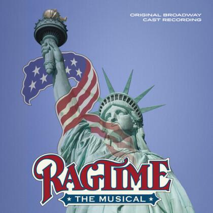 Ragtime - OBCR (Blue/White Vinyl, 3 LPs)