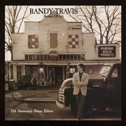 Randy Travis - Storms Of Life (2021 Reissue, Edizione Anniversario, Deluxe Edition, Versione Rimasterizzata)