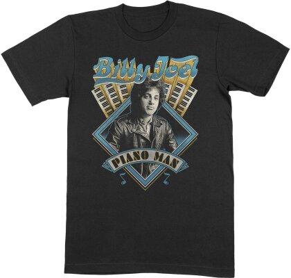 Billy Joel Unisex T-Shirt - Piano Man