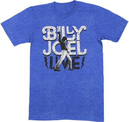 Billy Joel: Glass Houses Live - Unisex T-Shirt
