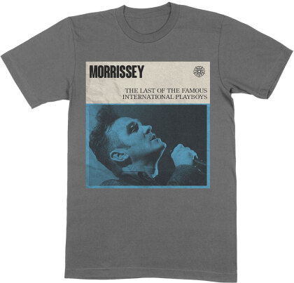 Morrissey: International Playboys - Unisex T-Shirt