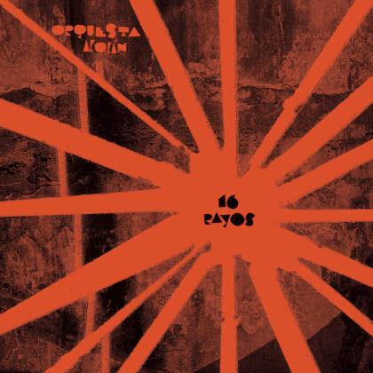 Orquesta Akokan - 16 Rayos (Colored, LP + Digital Copy)