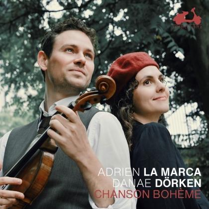 Adrien la Marca & Danae Dorken - Chanson Boheme
